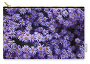 Sweet Dreams Of Purple Daisies Carry-all Pouch