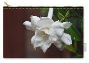 Sweet Gardenia Rain Carry-all Pouch