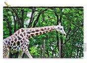 Sweet Giraffe Carry-all Pouch