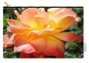Sweet Juliet Rose Carry-all Pouch