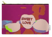 Sweet Love Candy Carry-all Pouch