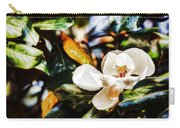 Sweet Magnolia Blossom Carry-all Pouch