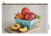 Sweet Nectarines Carry-all Pouch