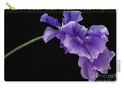 Sweet Pea Study Carry-all Pouch by Anne Gilbert
