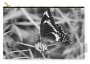 Sweet Seduction Black And White Carry-all Pouch