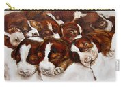 Sweet Sleep Carry-all Pouch by Diane Kraudelt
