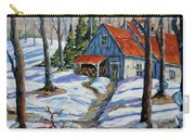 Sweet Sugar Shack By Prankearts Carry-all Pouch