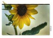 Sweet Summer Sunflower Carry-all Pouch