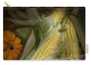 Sweetcorn And Pumpkin Carry-all Pouch