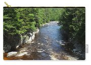 Swift River Below Rocky Gorge New Hampshire White Mountains Carry-all Pouch
