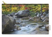 Swift River In Fall White Mountains New Carry-all Pouch