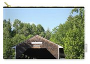 Swiftwater Historic Bridge Carry-all Pouch