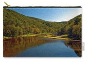 Swimming Hole Impasto Carry-all Pouch