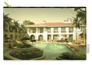 Swimming Pool In Luxury Hotel Carry-all Pouch