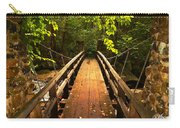 Swinging Bridge Carry-all Pouch