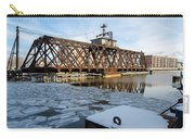 Swinging Trestle  Milwaukee 3rd Ward Carry-all Pouch