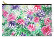 Swirl Dots By Jan Marvin Carry-all Pouch
