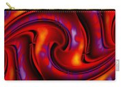 Swirling Fires Carry-all Pouch