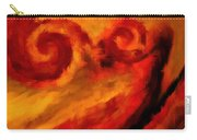 Swirling Hues Carry-all Pouch