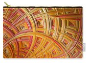 Swirling Rectangles Carry-all Pouch