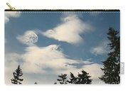 Swirls In The Sky Carry-all Pouch