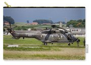 Swiss Air Force Eurocopter Cougar Carry-all Pouch