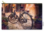Swiss Bicycle Carry-all Pouch