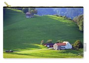 Swiss Farm House Carry-all Pouch