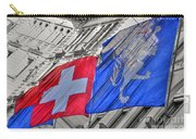 Swiss Flags  Carry-all Pouch