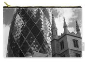 Swiss Re Tower In London Carry-all Pouch