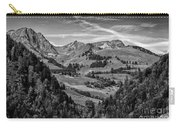 Swiss Valley Bw Carry-all Pouch