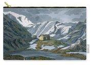 Switzerland Hospice Of St. Bernard Carry-all Pouch by Italian School