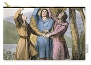 Switzerland The Three Leaders Carry-all Pouch