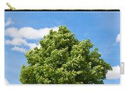 Sycamore  Acer Pseudoplatanus Carry-all Pouch