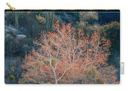 Sycamore And Saguaro Cacti, Arizona Carry-all Pouch