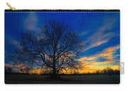 Sycamore Sunset Carry-all Pouch