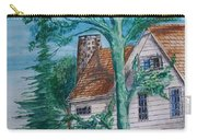 Sycamore Tree Lllustration Carry-all Pouch