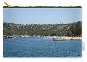 Sydney Beach And Boat Docks Carry-all Pouch