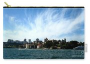 Sydney Harbour Sky Carry-all Pouch