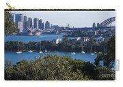 Sydney Harbour Carry-all Pouch by Steven Ralser