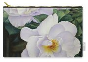 Sydneys Rose Oil Painting Carry-all Pouch