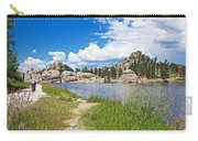 Sylvan Lake Trail In Custer State Park-south Dakota Carry-all Pouch