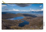 Sylvester Lakes In Kahurangi National Park Nz Carry-all Pouch
