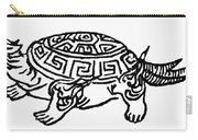 Symbol Tortoise Carry-all Pouch