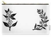 Symbols Weddings Carry-all Pouch