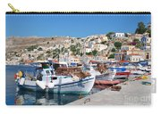 Symi Island Greece Carry-all Pouch