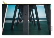 Symmetry Under The Pier  Carry-all Pouch