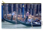 Syncronized Gondoliers Carry-all Pouch