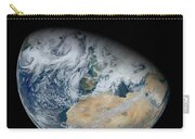 Synthesized View Of Earth Showing North Carry-all Pouch