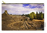 Syracuse Ampitheatre  II - Sicily Carry-all Pouch